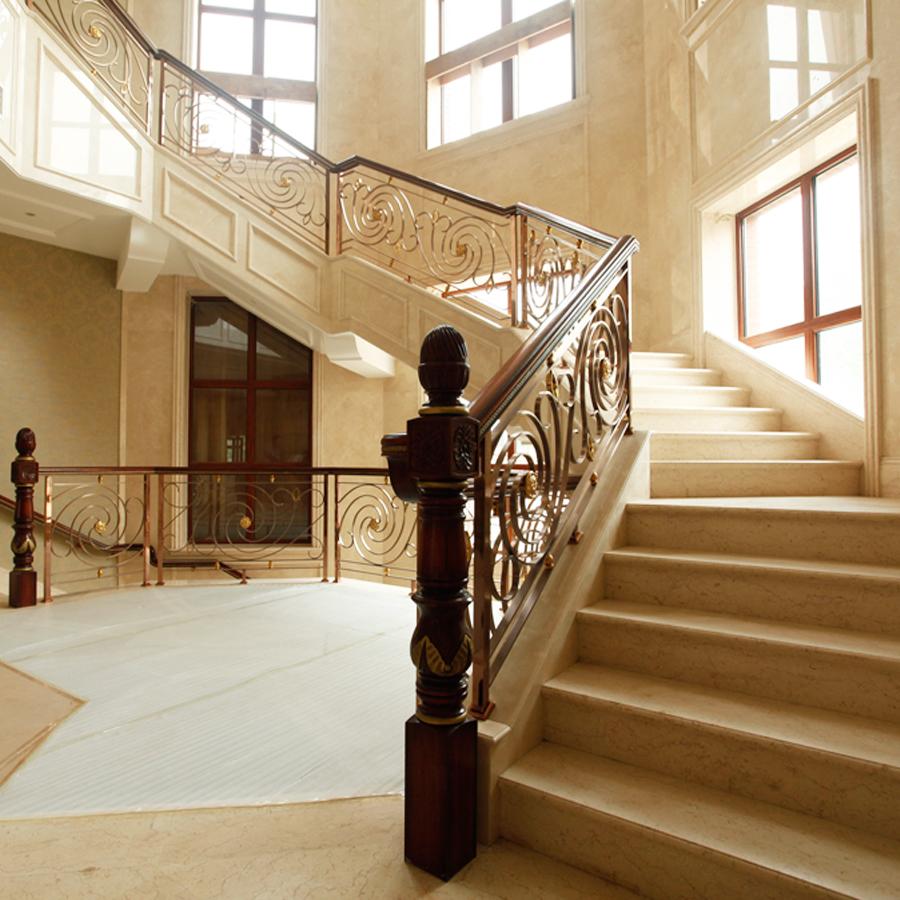 实木家居楼梯