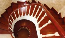 帝王时尚实木楼梯 旋转楼梯