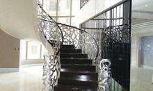 帝王铁艺楼梯 旋转楼梯